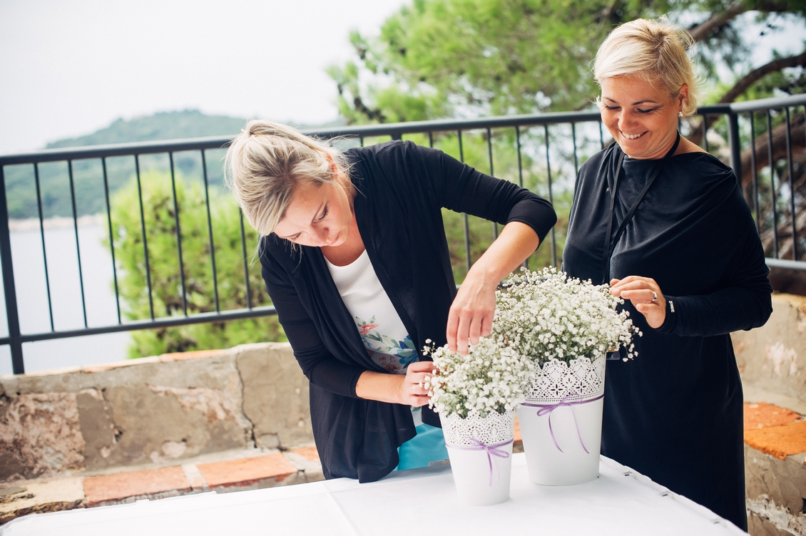 The best organizers of weddings in Croatia and Montenegro